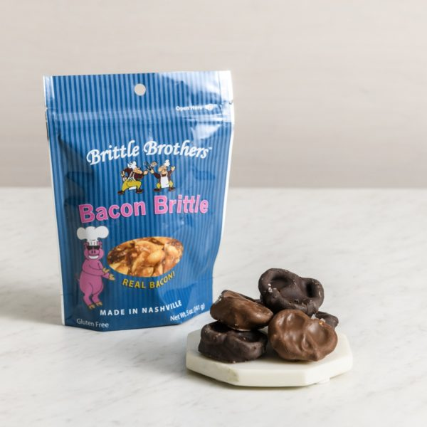 Bacon Chocolate Brittle